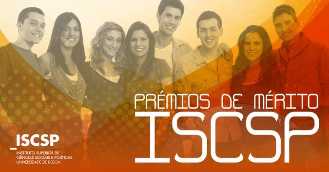 Prémios de mérito escolar atribuídos pelo ISCSP-ULisboa