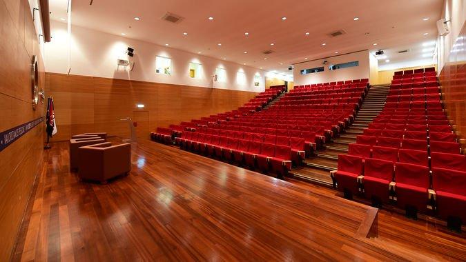 Auditório Adriano Moreira ISCSP-ULisboa