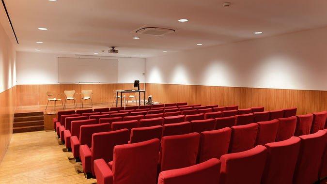 Auditório Pequeno 2 (80 lugares) - ISCSP-ULisboa