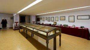 Visita à Sala Museu do ISCSP