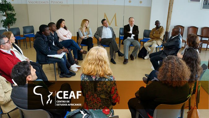 Evento organizado pelo Centro de Estudos Africanos do ISCSP-ULisboa