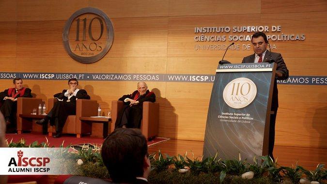 Discurso de Nuno Maia - Presidente da Alumni ISCSP
