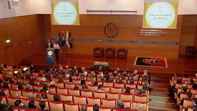 Gala de Prémios de Mérito 2016 - ISCSP-ULisboa
