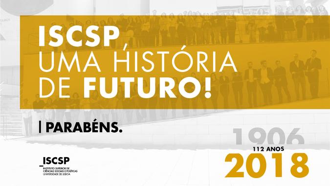 112 Anos - ISCSP-ULisboa