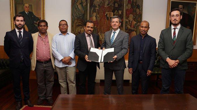 Protocolos Internacionais - Universidade de Timor UNTL