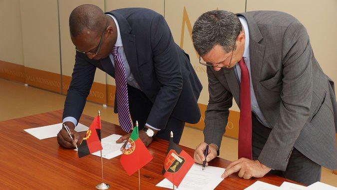 Protocolos Internacionais - Ministério da Energia e das águas de Angola