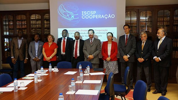 Protocolos Internacionais - Universidade Técnica Angola