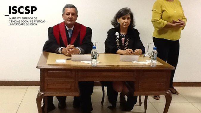 O protocolo de cooperação entre o ISCSp-ULisboa e o G4 foi assinado no dia 2 de maio.
