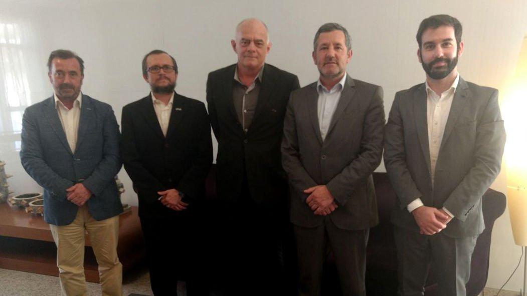 ISCSP assina protocolo com Universidade Federal do Cariri (Brasil)