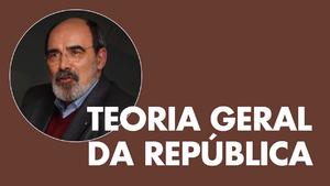 """Lançamento do livro """"Teoria Geral da República"""""""