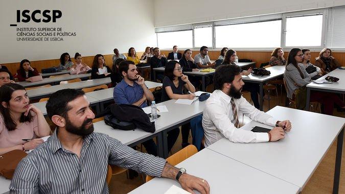 A organização Médicos sem Fronteiras esteve no ISCSP-ULisboa para uma sessão de esclarecimento.