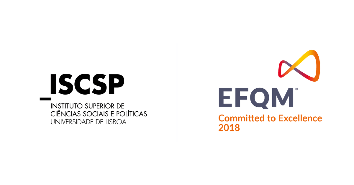 "ISCSP-ULisboa obtém reconhecimento ""Committed to Excellence"" da European Foundation for Quality Management (EFQM)"
