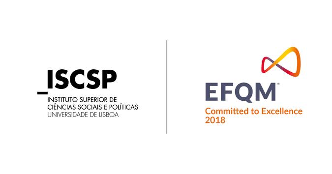 """ISCSP obtém reconhecimento """"Committed to Excellence"""", um nível de comprometimento com práticas de excelência, da EFQM."""