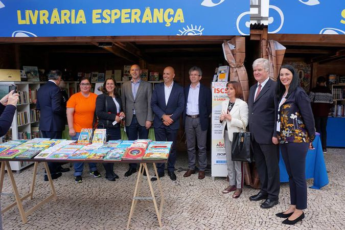 Edições ISCSP na 44.ª edição da Feira do Livro do Funchal