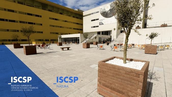 ISCSP-ULisboa aposta na sustentabilidade dos novos materiais de mobiliário urbano