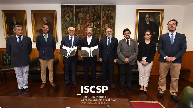 ISCSP-ULisboa fortalece parceria com o Instituto de Estudos Europeus de Macau