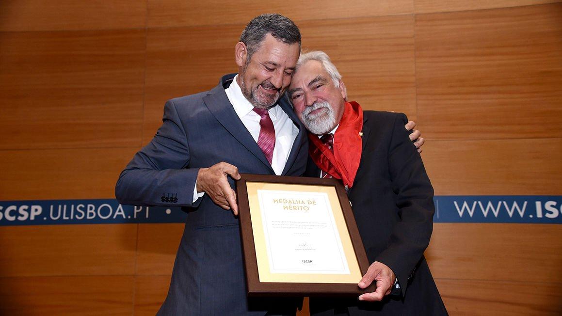 ISCSP-ULisboa homenageia Acácio de Almeida Santos