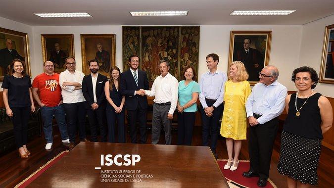 Jorge Piteira Martins é o novo Diretor Executivo do ISCSP