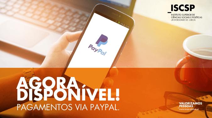 ISCSP-ULisboa disponibiliza novo meio de pagamento de taxas e emolumentos