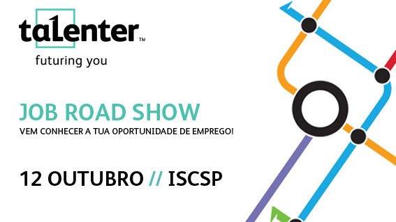 ISCSP-ULisboa recebe a visita da Talenter On The Road