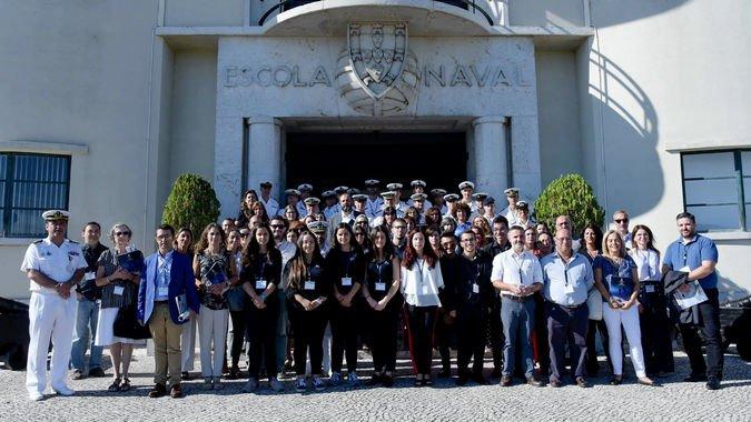 """ISCSP-ULisboa presente na """"Missão Estágio: o Futuro começa agora!"""" da Marinha Portuguesa"""