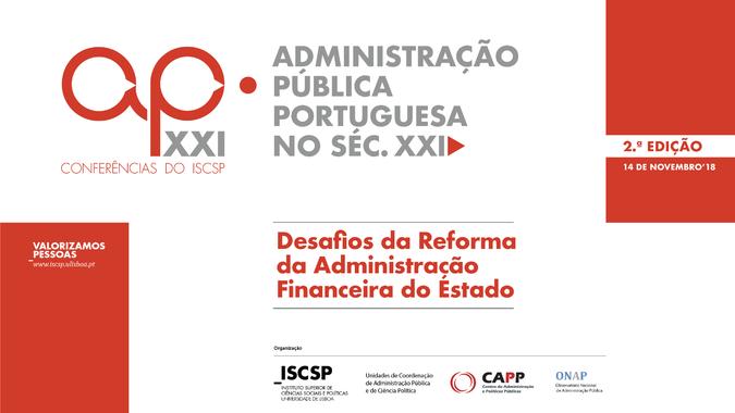 Ciclo de Conferências Administração Pública no Século XXI