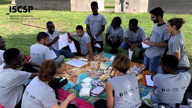O projeto Ponto de Partida está associado ao ISCSP-Cidadania e é dirigido aos estudantes da Universidade de Lisboa