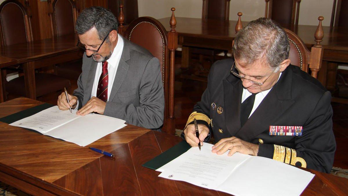 ISCSP-ULisboa assina protocolo com o Instituto Universitário Militar (IUM)