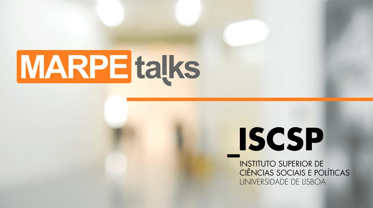 ISCSP vai marcar presença na segunda MARPE Diplo Talk