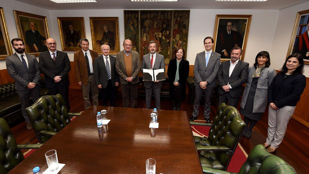 ISCSP-ULisboa recebe o Ministro do Supremo Tribunal Federal do Brasil