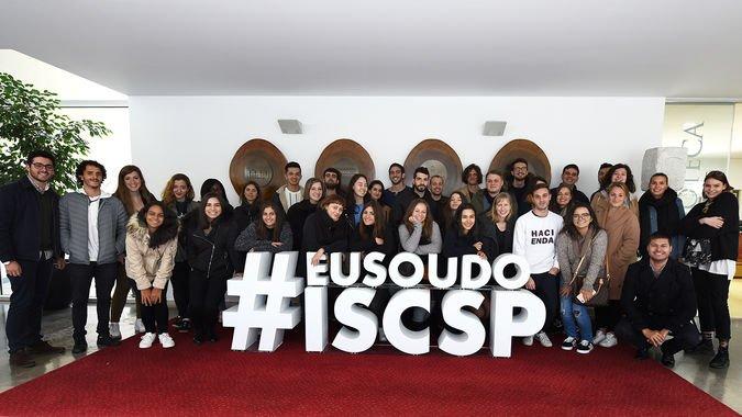 Receção aos alunos estrangeiros do ISCSP-ULisboa – 2.º semestre de 2018/2019