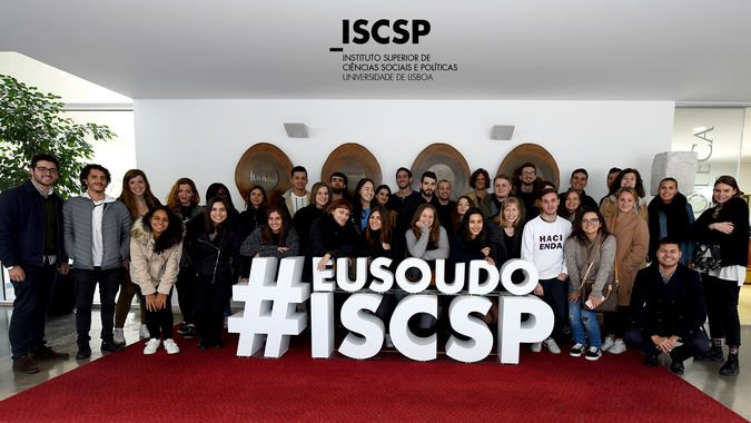 O ISCSP-ULisboa acolheu os estudantes estrangeiros que vão estudar no Instituto ao abrigo dos programas de mobilidade internacional.