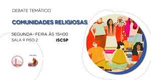 "Debate semanal SDUL sobre ""Comunidades Religiosas"""