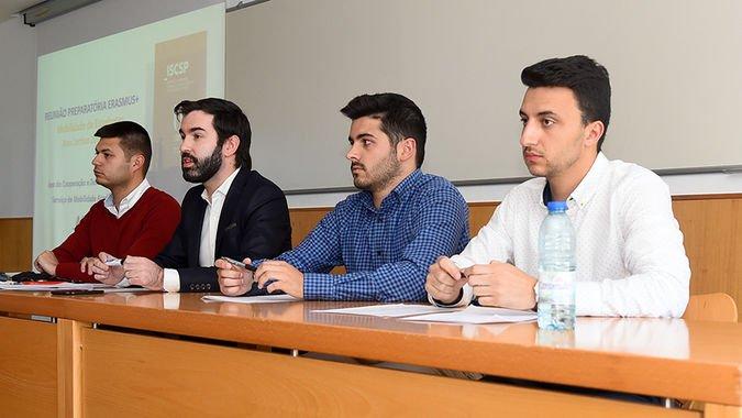 Realização da Reunião Preparatória Erasmus+ 2019/2020