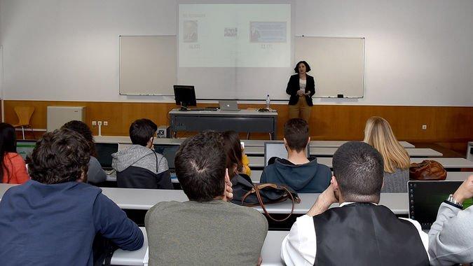 ISCSP-ULisboa recebeu Adriana Stefanel (Universidade de Bucareste) no âmbito de mobilidade Erasmus