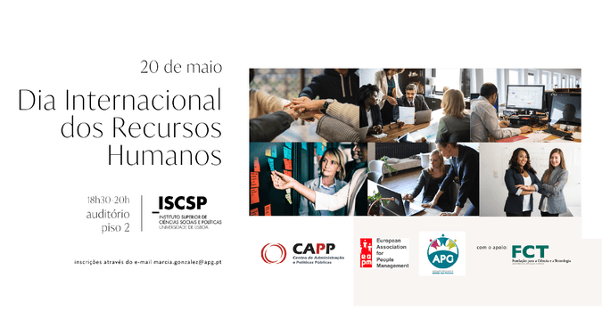 CAPP/ISCSP celebra o Dia Internacional dos Recursos Humanos