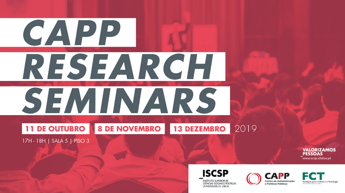 CAPP Research Seminars