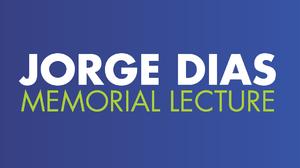Jorge Dias Memorial Lecture 2019
