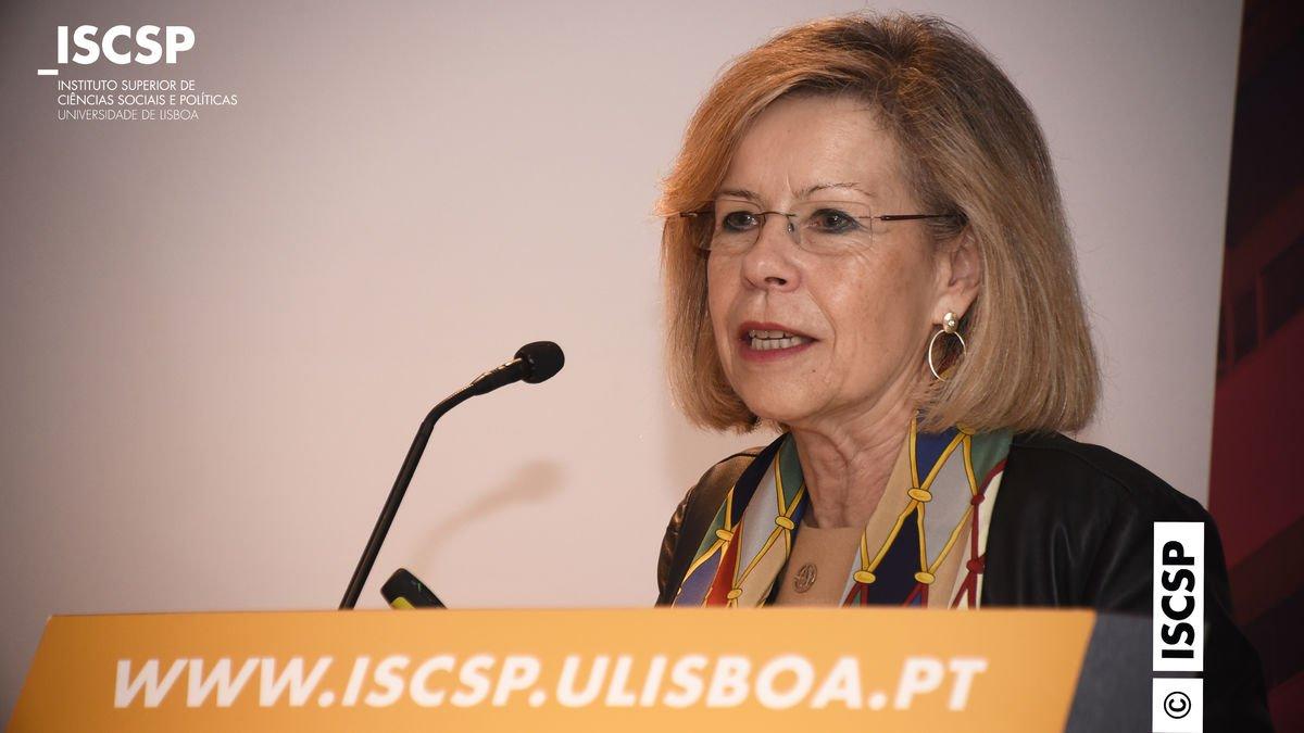 Conferência com Maria de Belém Roseira marca início da Pós-Graduação em Administração e Gestão de Saúde