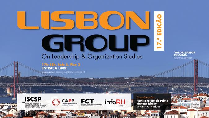 17.ª edição do Lisbon Group