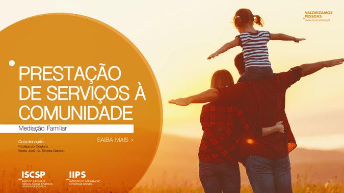 ISCSP promove consultas de Mediação Familiar.
