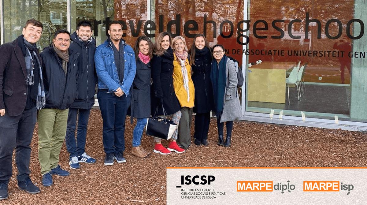 "Participantes no MARPE ISP falam em ""Experiência Interdisciplinar e Intercultural de Aprendizagem"""