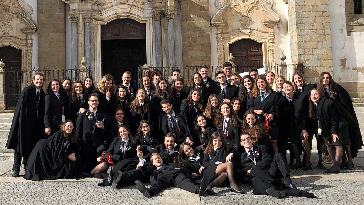 Magna Tuna Apocaliscspiana conquista prémios no Festival de Tunas de Portalegre