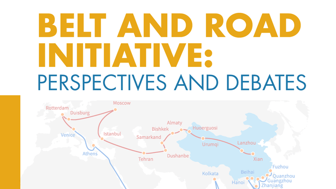 "ISCSP organiza seminário ""Belt and Road Initiative"""