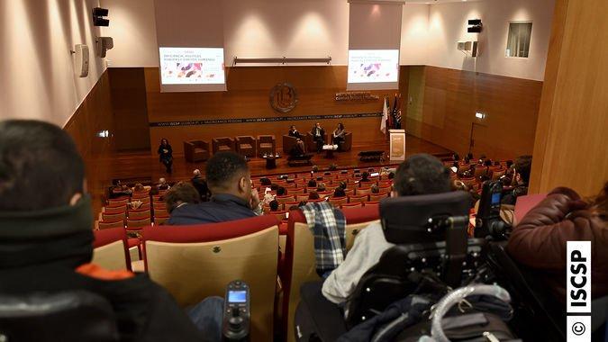 O IV Encontro do Observatório da Deficiência e Direitos Humanos decorreu no dia 13 de dezembro de 2019.