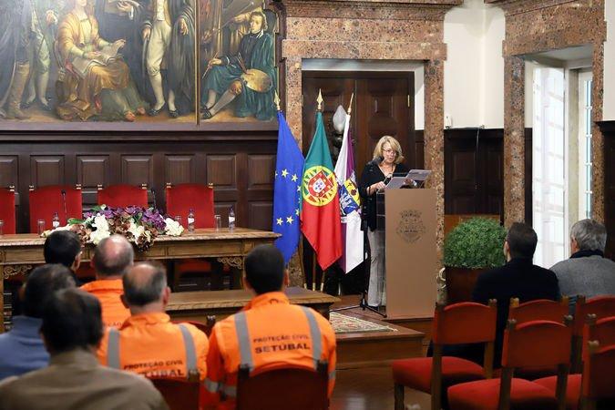 O ISCSP-ULisboa assinou o protocolo de adesão à Plataforma de Setúbal no dia 17 de dezembro de 2019. Fotografias: Direitos Reservados.