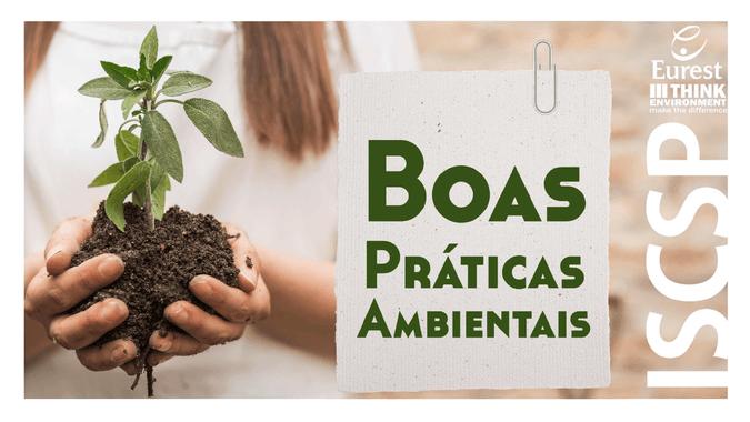 "ISCSP-ULisboa arranca 2020 com nova campanha do Programa ""ISCSP sem Plástico"""
