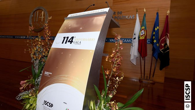 ISCSP premiou mérito na Gala de Aniversário(1)