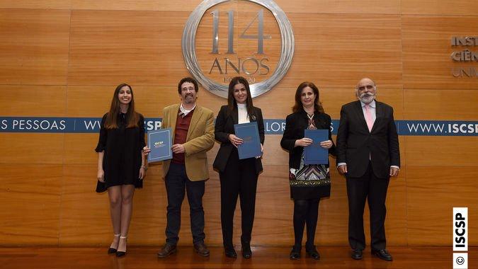 ISCSP premiou mérito na Gala de Aniversário