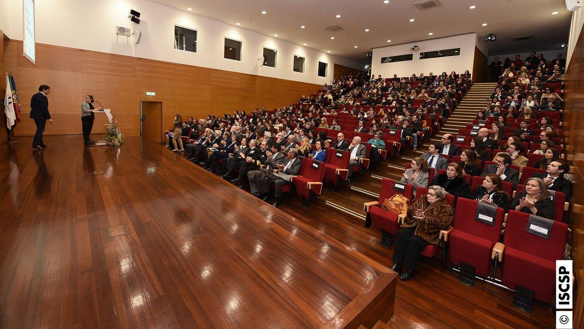 ISCSP atribuiu prémios de mérito 2018-19
